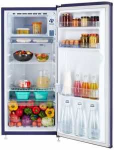 Best Single door refrigerators in India
