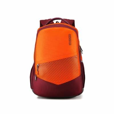 American Magenta Causal Backpack