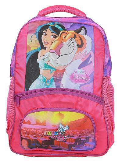 KITEX SCOOBEE DAY SCHOOL BAG POGO XL DISNEY PRINCESS
