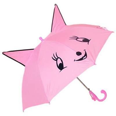 f1b2b7ccd Tiru Traders Children Animals Designer Umbrella (Random Color And  Patterns). Kids Umbrellas online